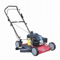 Wholesale Gasoline Lawn Mower with 18 or 20 Inches Cutting Width, Side Discharge and Hand Push Drive System from china suppliers