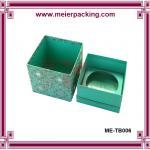 Wholesale Custom mug box, mug gift box, custom paper mug gift box ME-TB006 from china suppliers