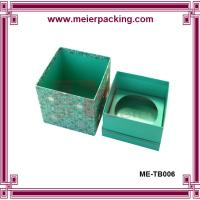 Wholesale Christmas Gift Paper Packaging For Candle/Elegent Candle Paper Box with Insert ME-TB006 from china suppliers