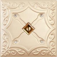 Wholesale 3D Wall Art Panels Feature Wall Leather 3D Board Panel Wall Cladding , D-005 from china suppliers