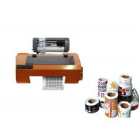Wholesale 280mm Automatic Label Roll Printer , A3 Size Label Inkjet Printer 73x26x32cm from china suppliers