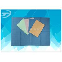 Wholesale Dental Bib 3ply Medical Disposable Products By Wood Pulp Paper And PE , CE Certificated from china suppliers