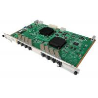 Wholesale Huawei GPFB GPBD 8 port 16 ports GPON OLT interface board with SFP C+ fro MA5608T or MA5680T from china suppliers