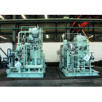 Quality Vertical Two Row / Two Stage Oxygen Compressor Industrial Oxygen Plant for sale
