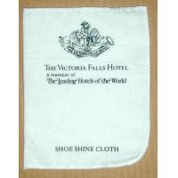 Wholesale White Square Cotton or non woven Hotel shoe shine cloth of Shoe Shine Kit / shoe care kit from china suppliers
