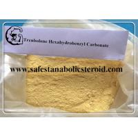 Wholesale Legal Injectable Trenbolone Hexahydrobenzyl Carbonate Steroids For Muscle Gain from china suppliers