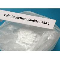 Wholesale White Crystalline Powder Pharmaceutical Raw Materials Palmitoylethanolamide ( PEA ) CAS 544-31-0 from china suppliers