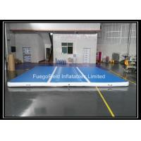 "Wholesale Custom Gymnastics Inflatable Tumble Track For Sale 9"" Wide 22"" High from china suppliers"