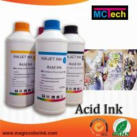 Wholesale 1000ML Textile Acid Ink (Bulk) for Roland/Mimaki/Mutoh Series from china suppliers
