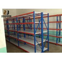 Wholesale Steel Q235 / Q345 Steel Q235 / 245 Assemble Or Welded Warehouse Shelving Racks from china suppliers