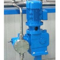 Wholesale 18lph 63bar  Hydraulic Diaphragm Metering Pump  For Petroleum Chemical Industry from china suppliers
