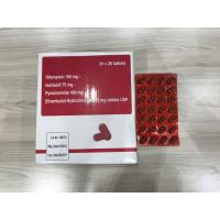 Wholesale Rifampicin and Isoniazid Tablets 150MG + 75MG Anti-tuberculous Medicines from china suppliers