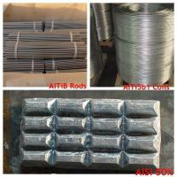Quality Aluminium Silicon Master Alloy, melting temperature 720℃ for sale