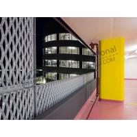 Quality decorative aluminum expanded panel application in building for sale