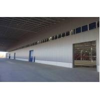 Wholesale Prefab Warehouse Buildings with Color Coated Galvanized Trapezoidal Steel Cladding from china suppliers