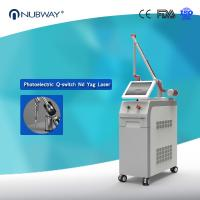 Wholesale ND -Yag laser tatto,pigment removal, skin whitenting treamtent machine with CE certificate, OEM,ODM services. from china suppliers