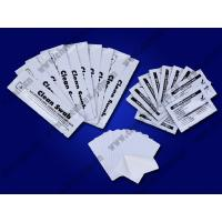 Wholesale Re-transfer printer Cleaning Kit with CR80 adhesive cleaning card from china suppliers
