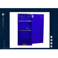 Wholesale Steel Flame Proof  Solvent Storage Cabinet Laboratory Customized 83 Liter from china suppliers