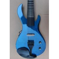 Wholesale 2015 New Arrival 5 String 4/4 Electric Violin Guitar Shape from china suppliers