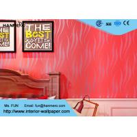Wholesale 5.3*100dm Heat Insulation Modern Removable Wallpaper with Line Pattern from china suppliers