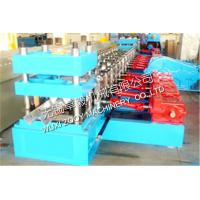 Wholesale 24 Stations 22KW Guardrail Roll Forming Machine with Thickness 1.5-3.5mm from china suppliers