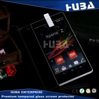 Wholesale Scratch proof 9H Tempered Glass Sony Screen Protector For Sony Xperia L39H from china suppliers