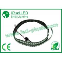 Wholesale 5050 smd Ws2812B LED Strip dc5v 144 led / m changealbe 120 degree from china suppliers