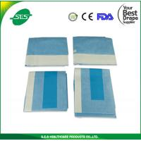 Wholesale Adhesive surgical drape sterile disposable medical sheet from china suppliers