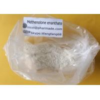 Wholesale Methenolone Enanthate Raw Powders Anabolic CAS No. 303-42-4 With 99% Purity from china suppliers
