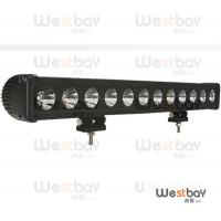 Wholesale 120W led light bar with 12pcs 10W CREE led for Project Vehicles,Jeep Wheel Loaders,Truck from china suppliers