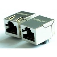 Wholesale HR891181A LPJ16211DNL 10/100BT RJ45 Modular Jack Without LEDs from china suppliers