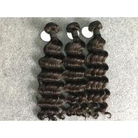 Wholesale Grade 8A Natural Black 100% Brazilian Virgin Hair Extensions For Black Women from china suppliers