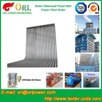 Wholesale High Pressure CFB Boiler Water Wall Panels  Water Tube ASME with Certification from china suppliers