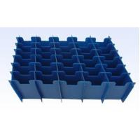 Wholesale Portable Corrugated Plastic Divider Sheet / Partition For Packaging Industry Components from china suppliers