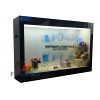 Wholesale Clear Lcd Monitor Transparent Display Screen , OLED Transparent Digital Signage Display from china suppliers