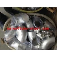 Wholesale ASTM A403 WP316L stainless steel elbow from china suppliers