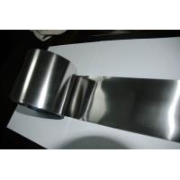 Wholesale ASTM B708 Tantalum Foil, THK 0.08mm 0.1mm with High Purity 99.95% from china suppliers