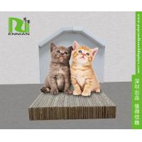 Wholesale Customized Cardboard Home Furniture Pet House Lightweight And Assmenble from china suppliers