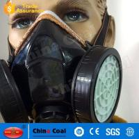 Wholesale High Quality Replaceable Filter Dust Gas Mask from china suppliers