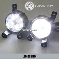 Wholesale Holden Cruze DRL LED daylight driving Lights car fog light aftermarket from china suppliers