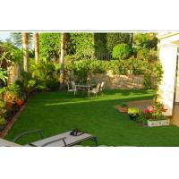 Buy cheap Imitation 40mm Height Fake Lawn Grass Landscape Playground Artificial Turf from wholesalers