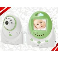 Wholesale Wierless Baby Monitor with Two Way Audio,  5 meter night vision CEE-BM01G from china suppliers