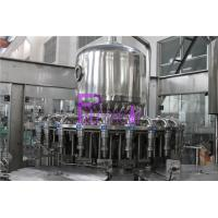 Wholesale Glass Bottled Orange Juice Filling Machine Automatic Tea Drink Bottling Equipment from china suppliers