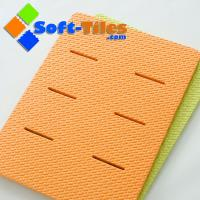 Wholesale EVA anti slip waterproof floor mat , bath anti-slip mat 60*45cm from china suppliers