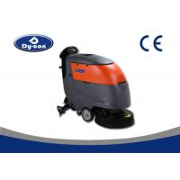 Wholesale Dycon Stable And Active Machine , Floor Scrubber Dryer Machine With One Key Control from china suppliers