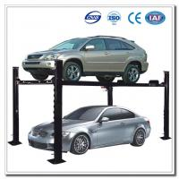 Wholesale On Sale! Cheap Mechanical Car Parking System Vertical 4 Post Hydraulic Parking System from china suppliers