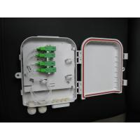 Wholesale Anti - Aging Fiber Terminal Box Wall Hanging For FTTH Access Network from china suppliers