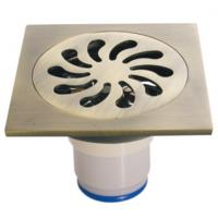 Wholesale Antique Bronze Floor drain, PQ8902-50A from china suppliers