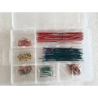 Wholesale White / Red / Yellow / Black Breadboard And Wire Kit For Breadboard Experiment from china suppliers