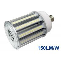 Quality Aluminum Heat Sink E39 LED Corn COB Bulb 277V For Closed Fixture , 100W Power for sale
